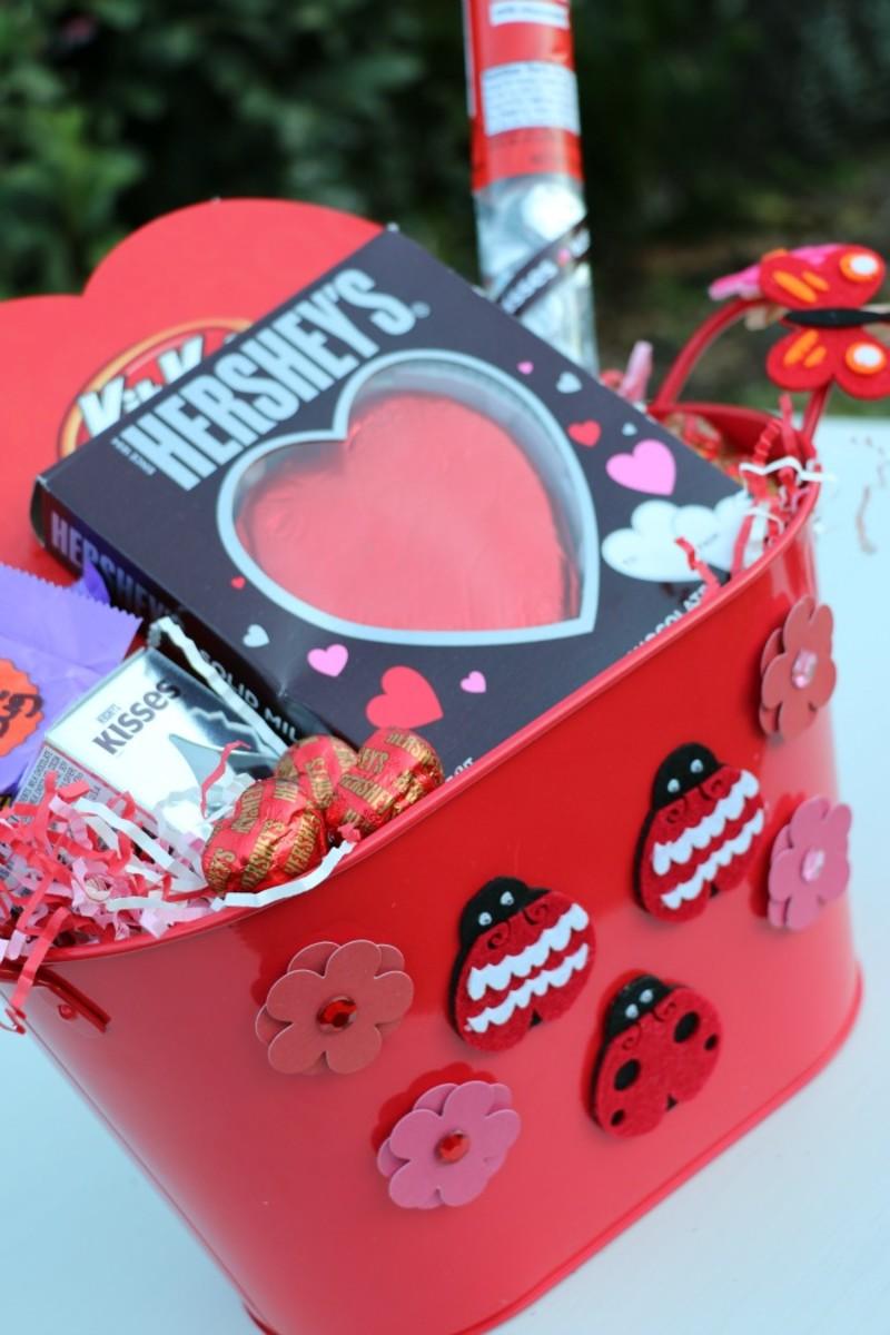 Love Bug Basket