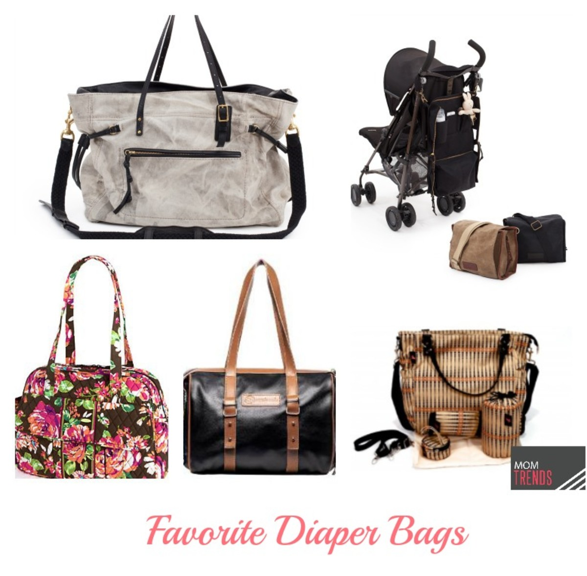 Friday Finds Favorite Diaper Bags