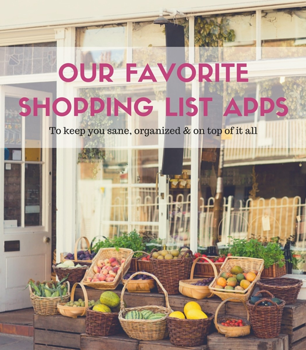 The Best Shopping List Apps