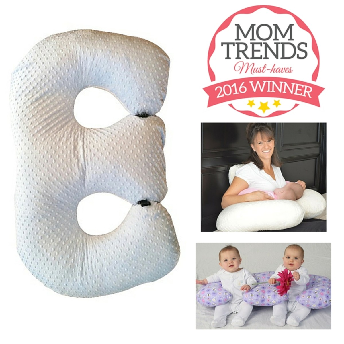 Twin Z Breastfeeding pillow