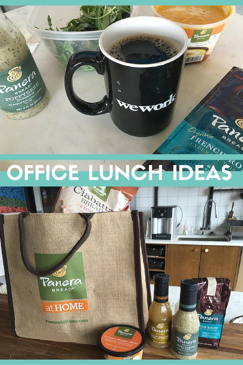 OFFICE LUNCH IDEAS