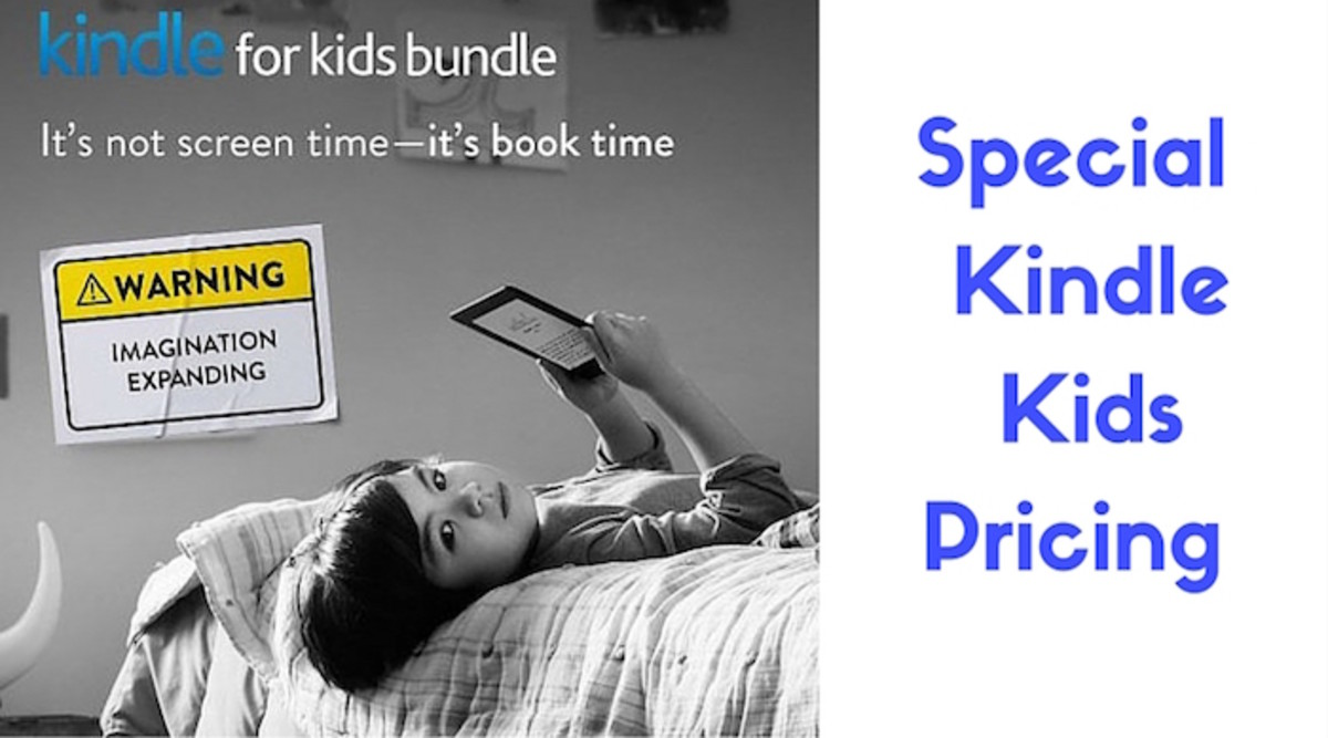 Special Kindle Kids Pricing