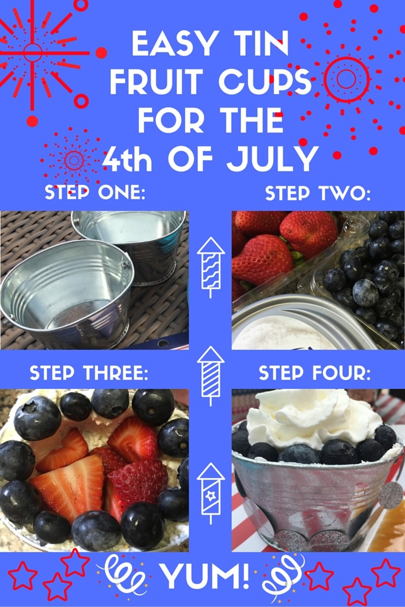 easy 4th of july dessert