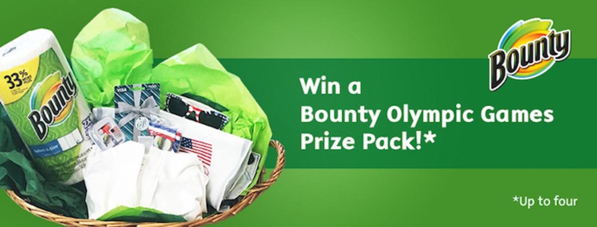 Bounty Prize pack