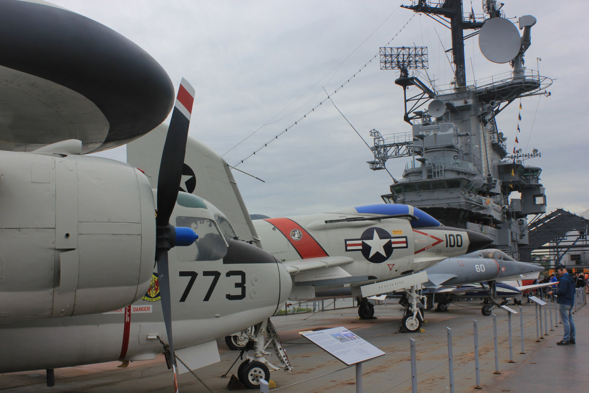 Intrepid Museum Event