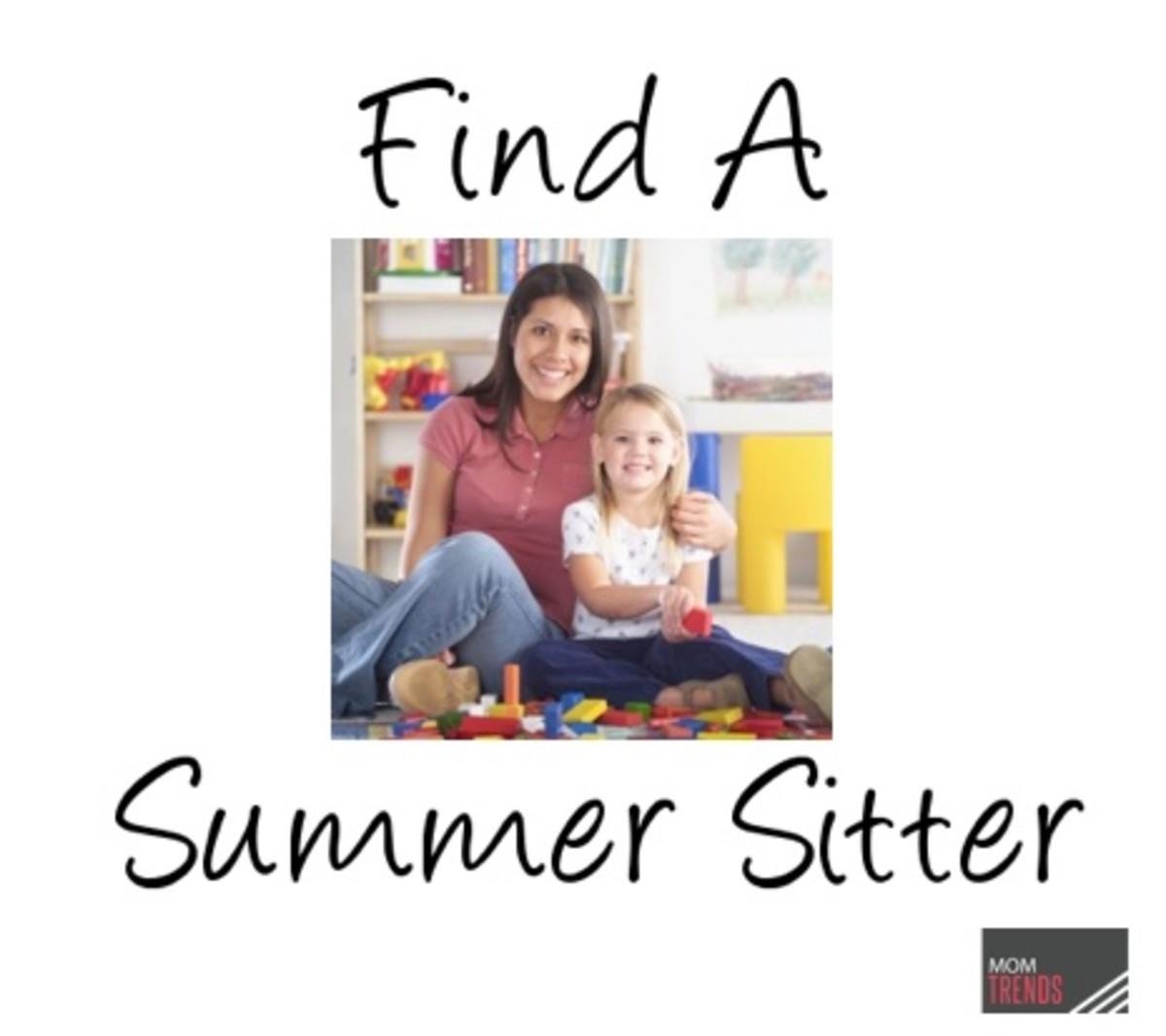 Summer Sitter