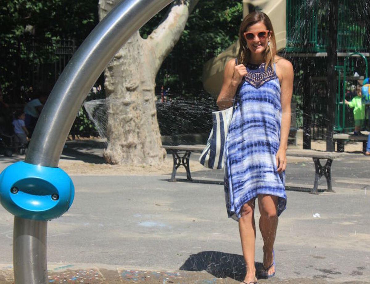 Francescas Summer dress