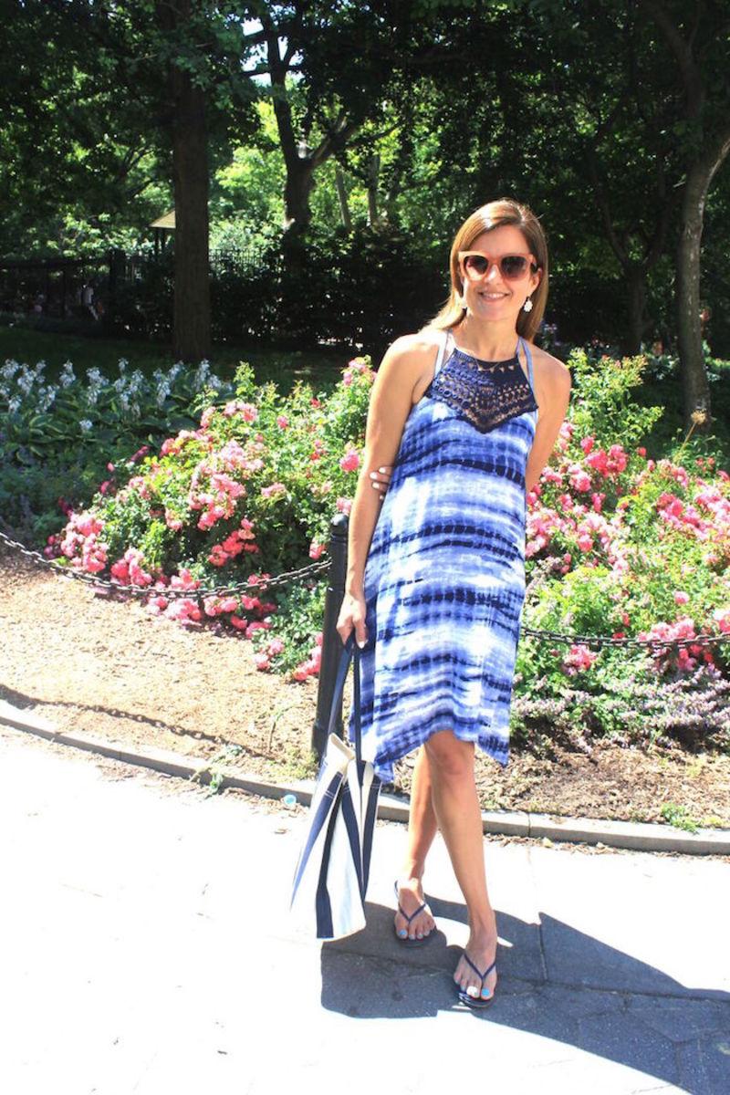 Pretty Summer Dressing