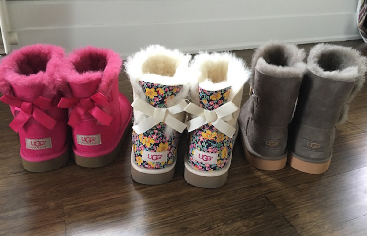 uggs for the family