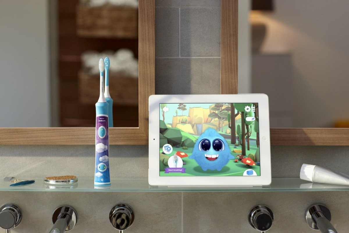 sonicare-toothbrush-app
