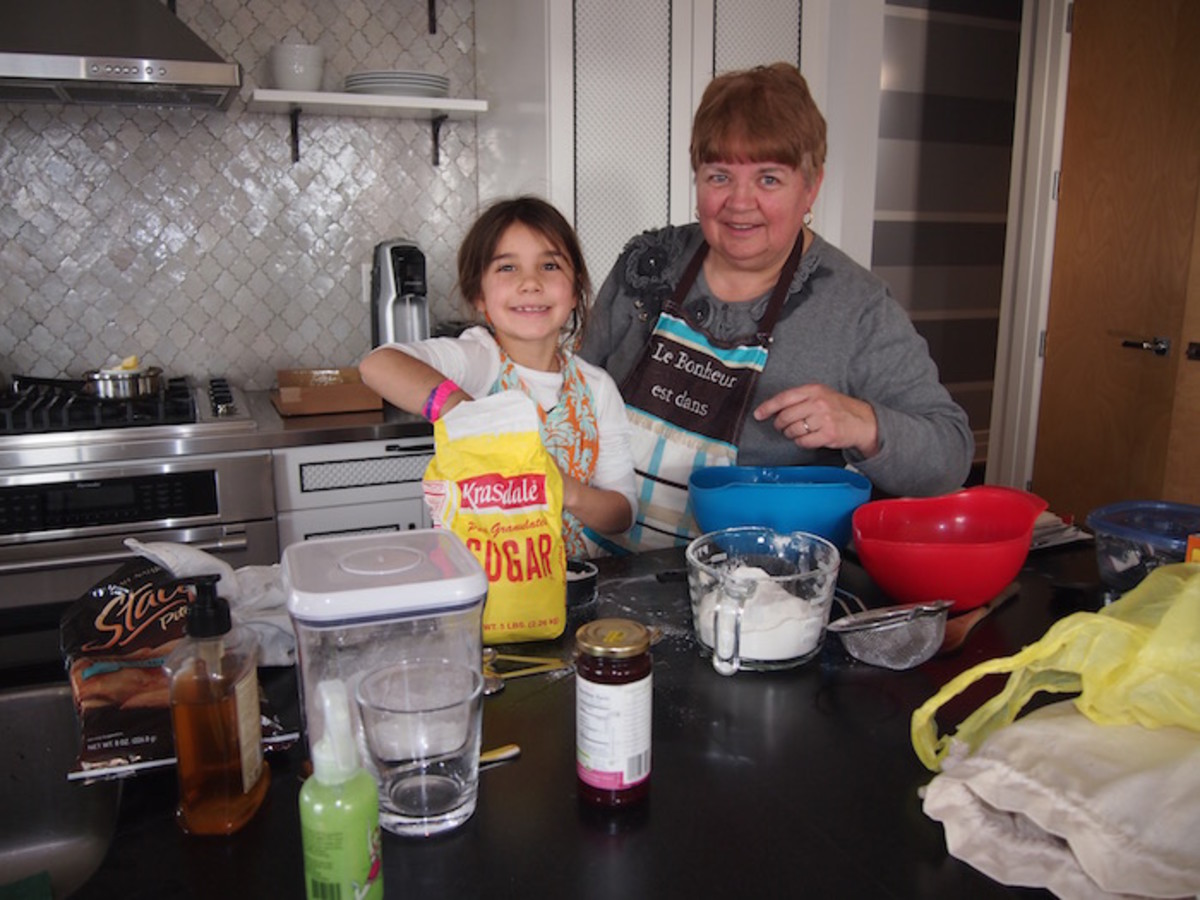 family christmas cookie recipe