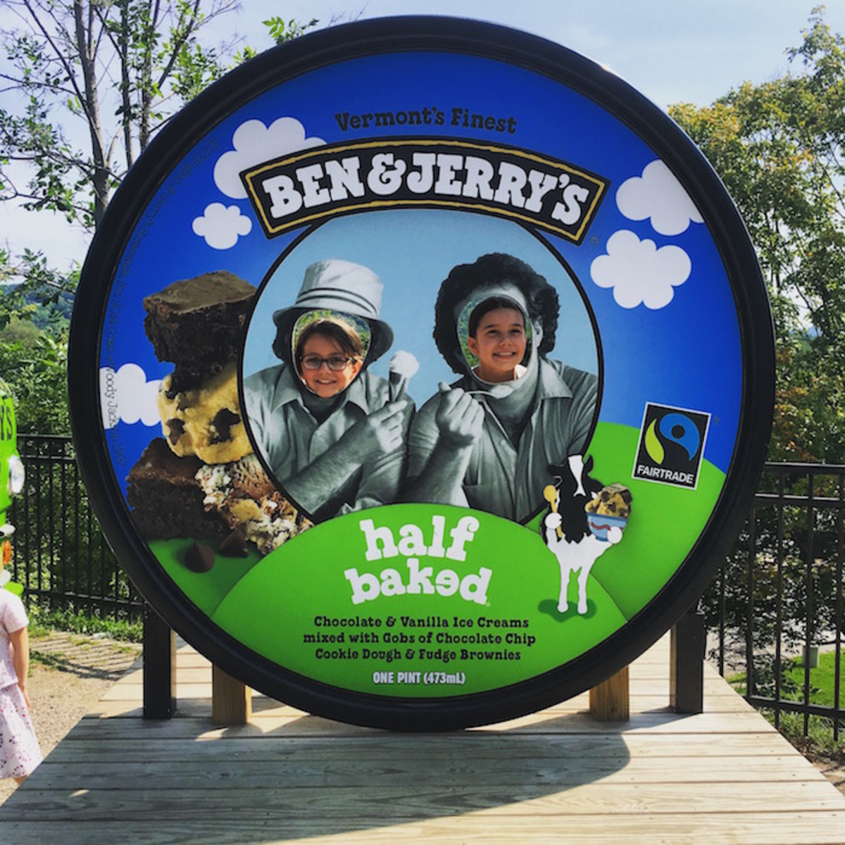 ben and jerrys factory tour