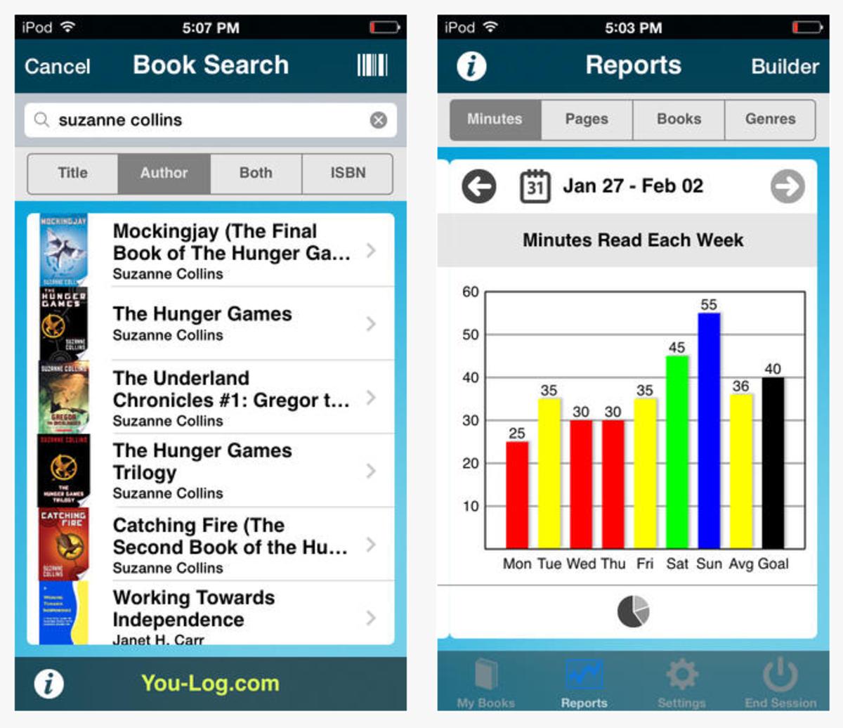 you-log-reading-app
