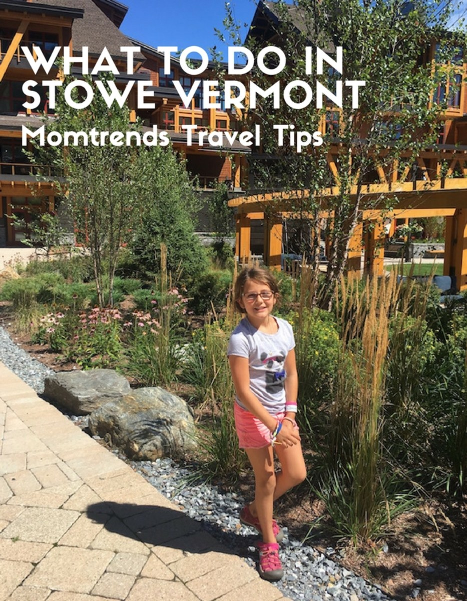 what to do in stowe vermont