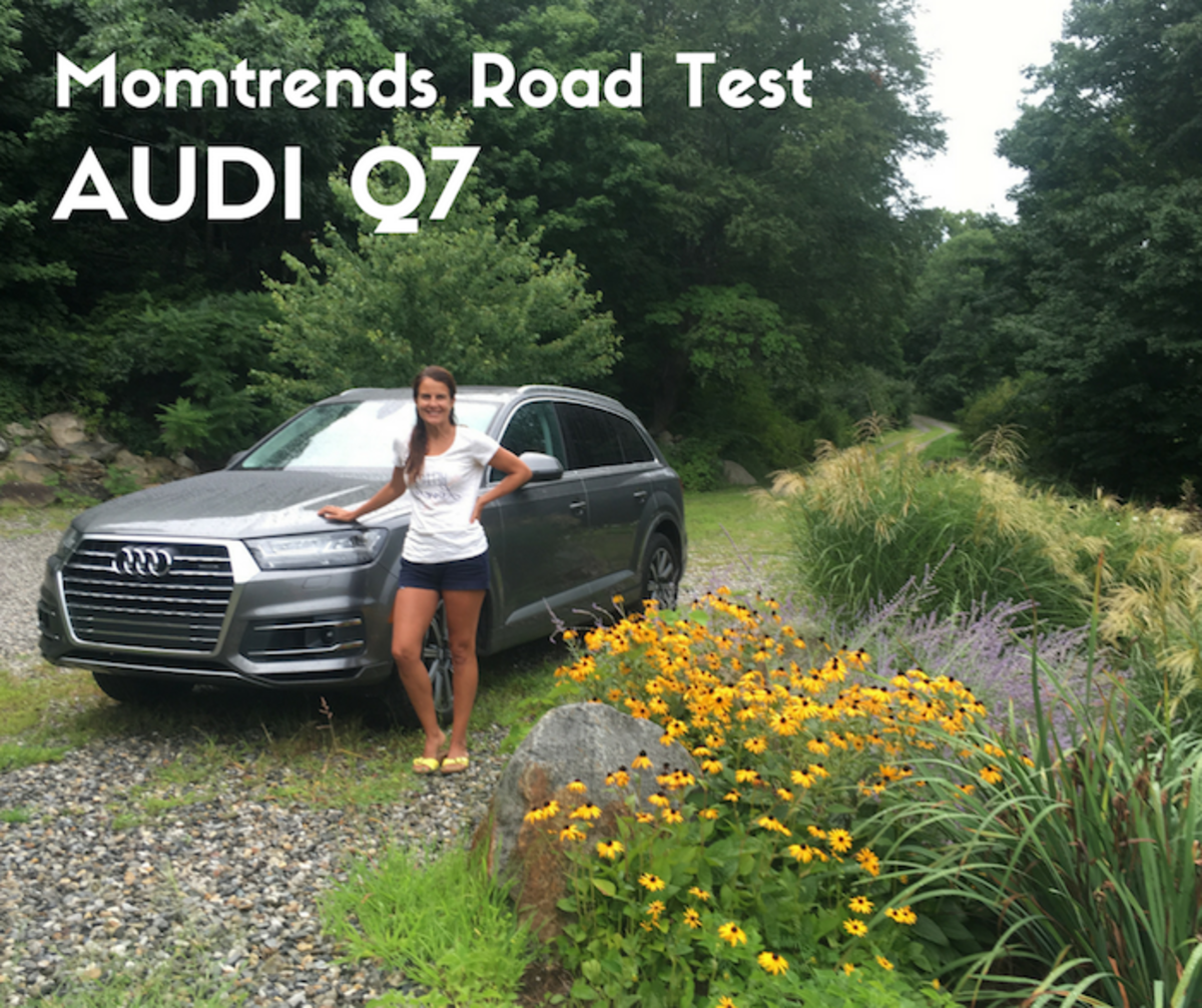Audi Q7 Mom Review Momtrends