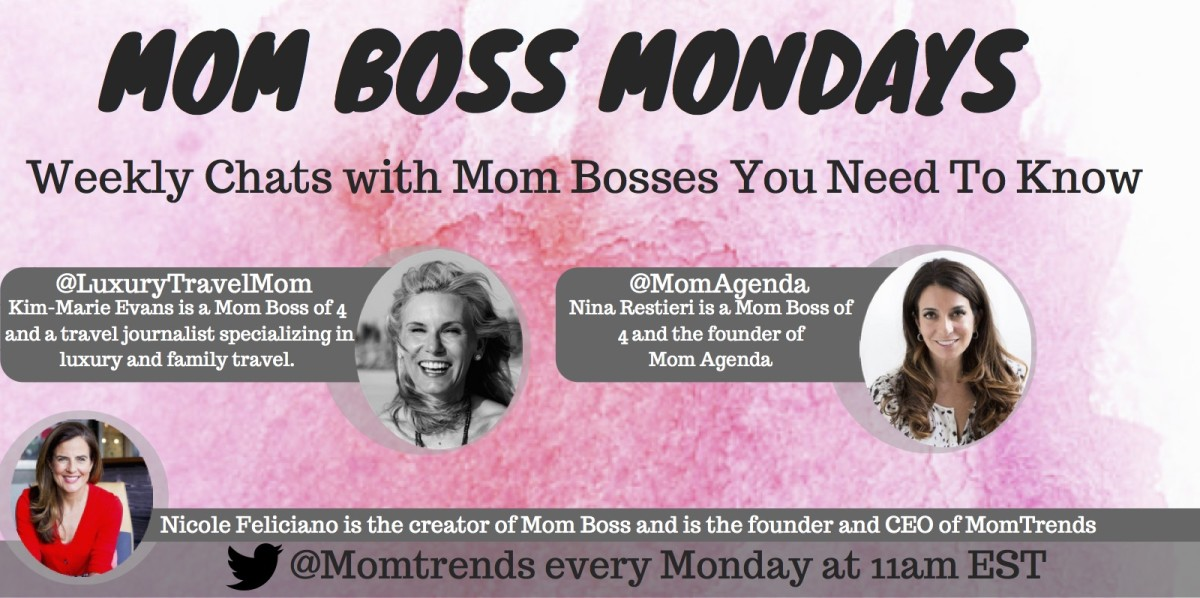 #MomBoss Twitter Party