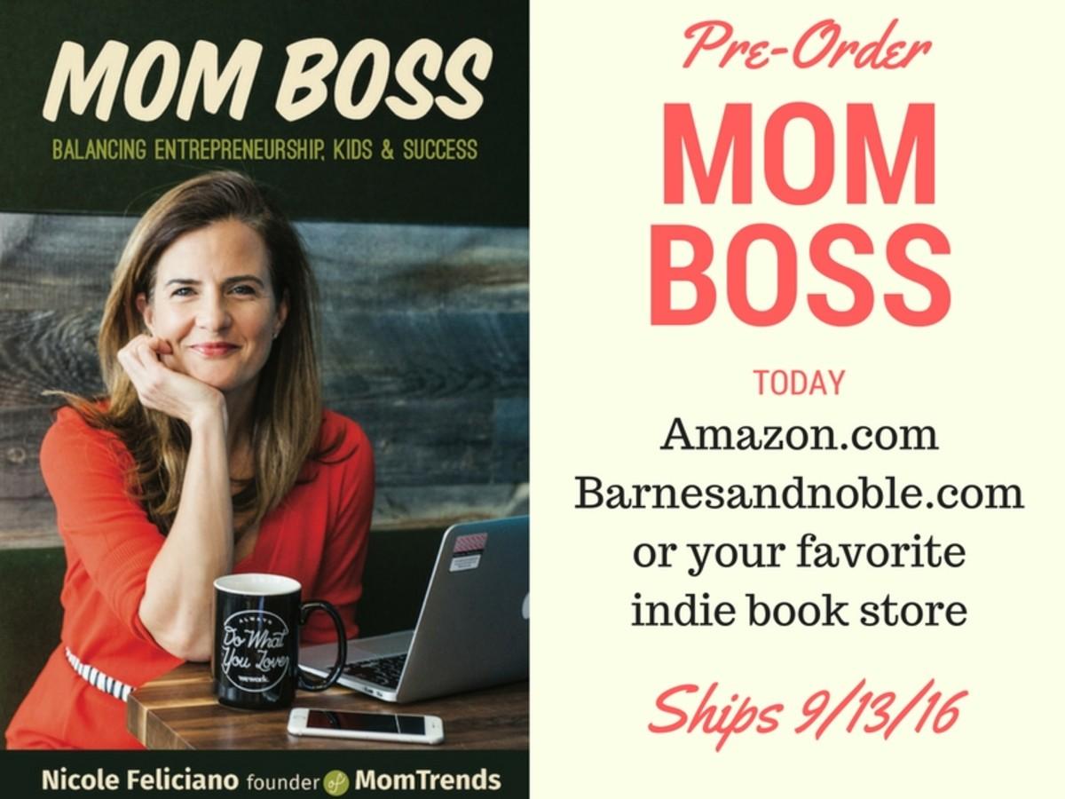 pre-order Mom Boss