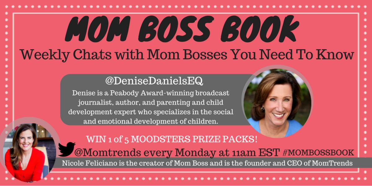#MomBossBook