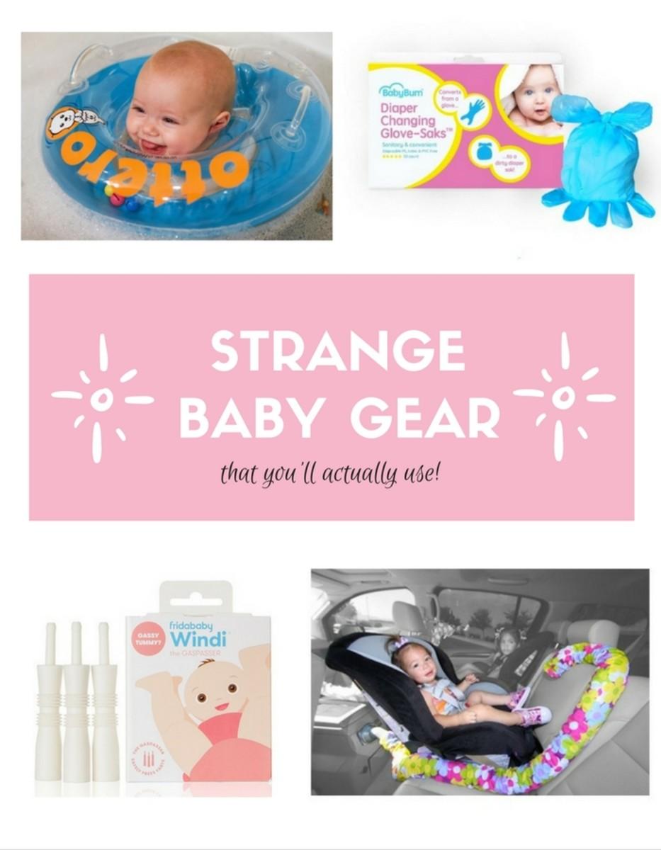 Strange but Useful Baby Gear