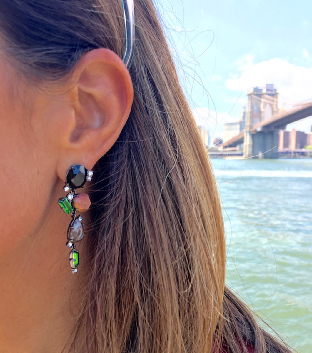 cabi earrings