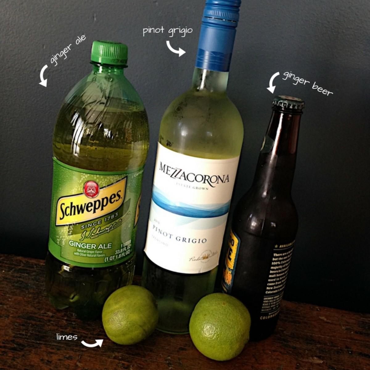 Mellow Mule cocktail