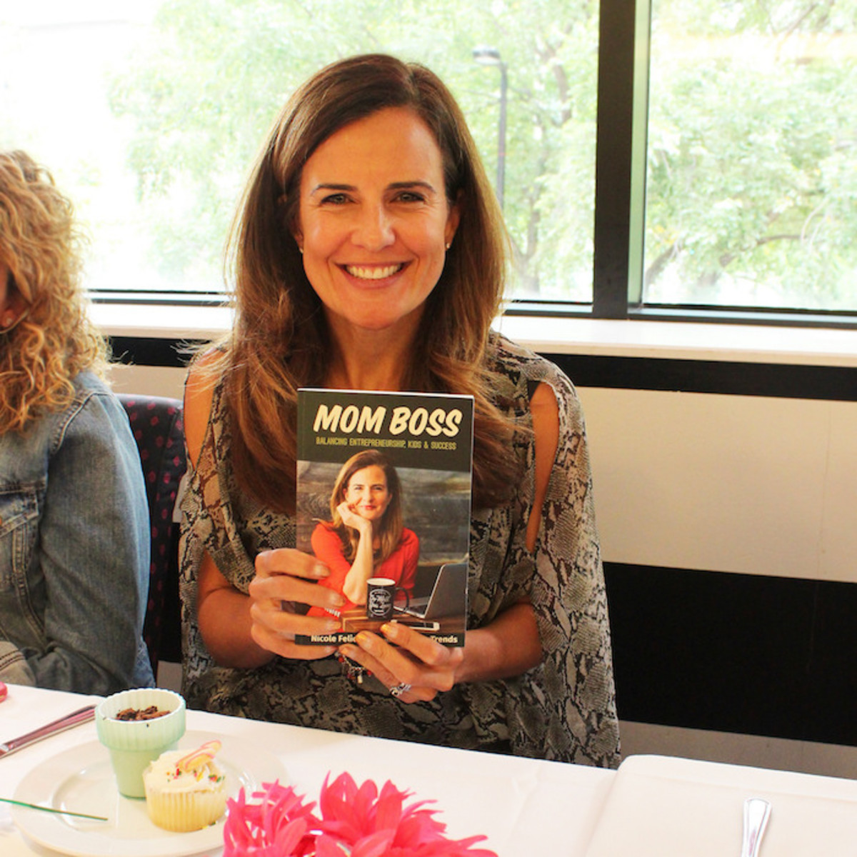 #MomBossBook Tour in Chicago