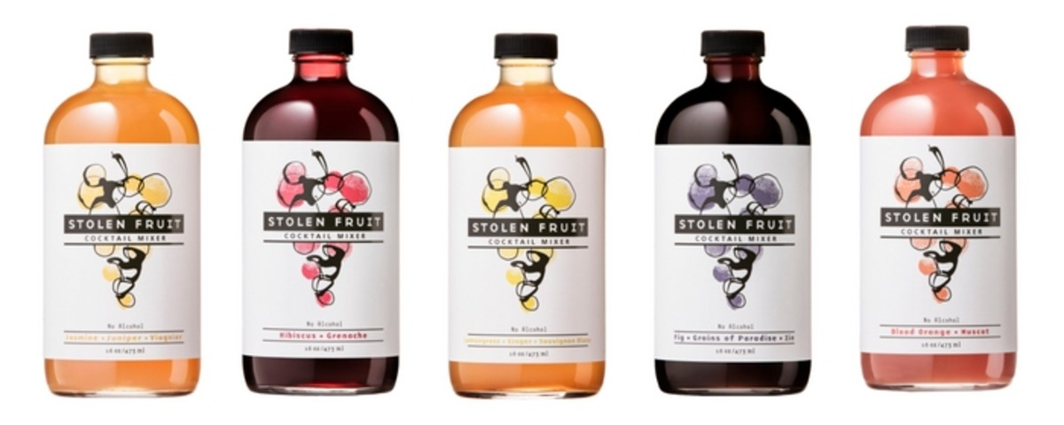 Stolen Fruit Cocktail Mixers