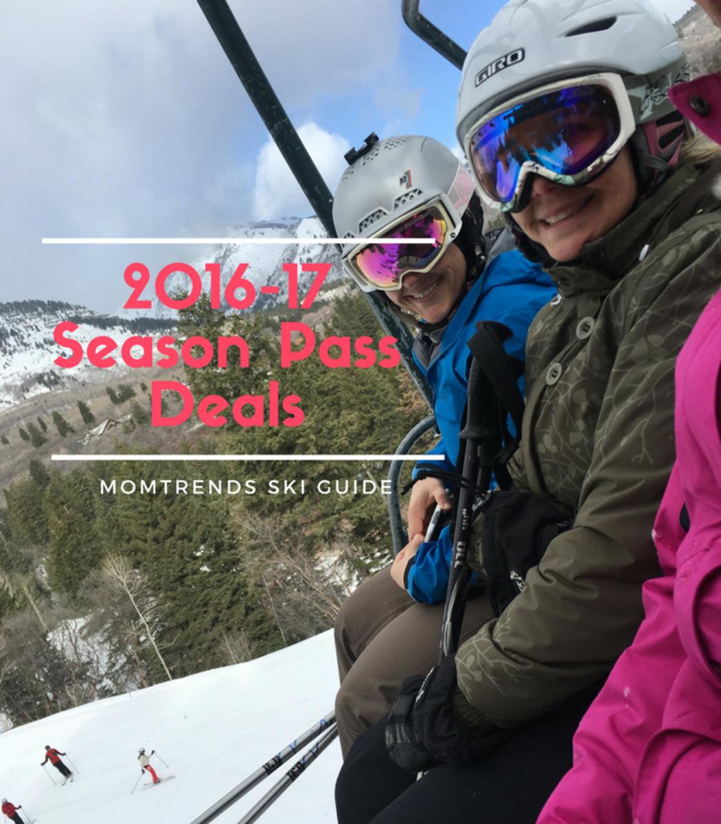 Comparing Ski Season Pass Deals