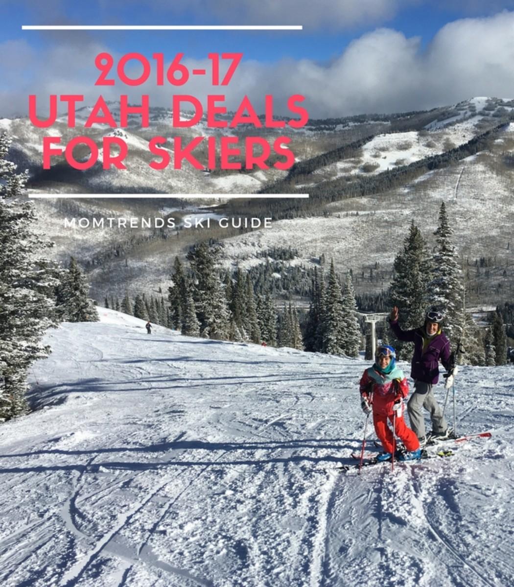 utah deals for skiers