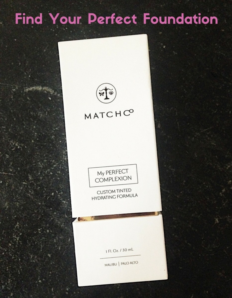 Find Your Perfect Foundation - MATCHCo