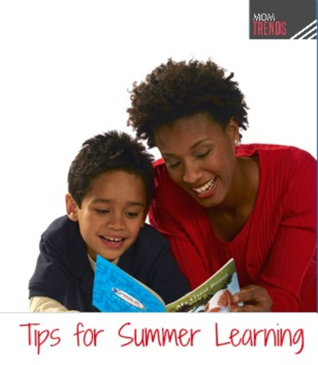 Tips for Summer Learning
