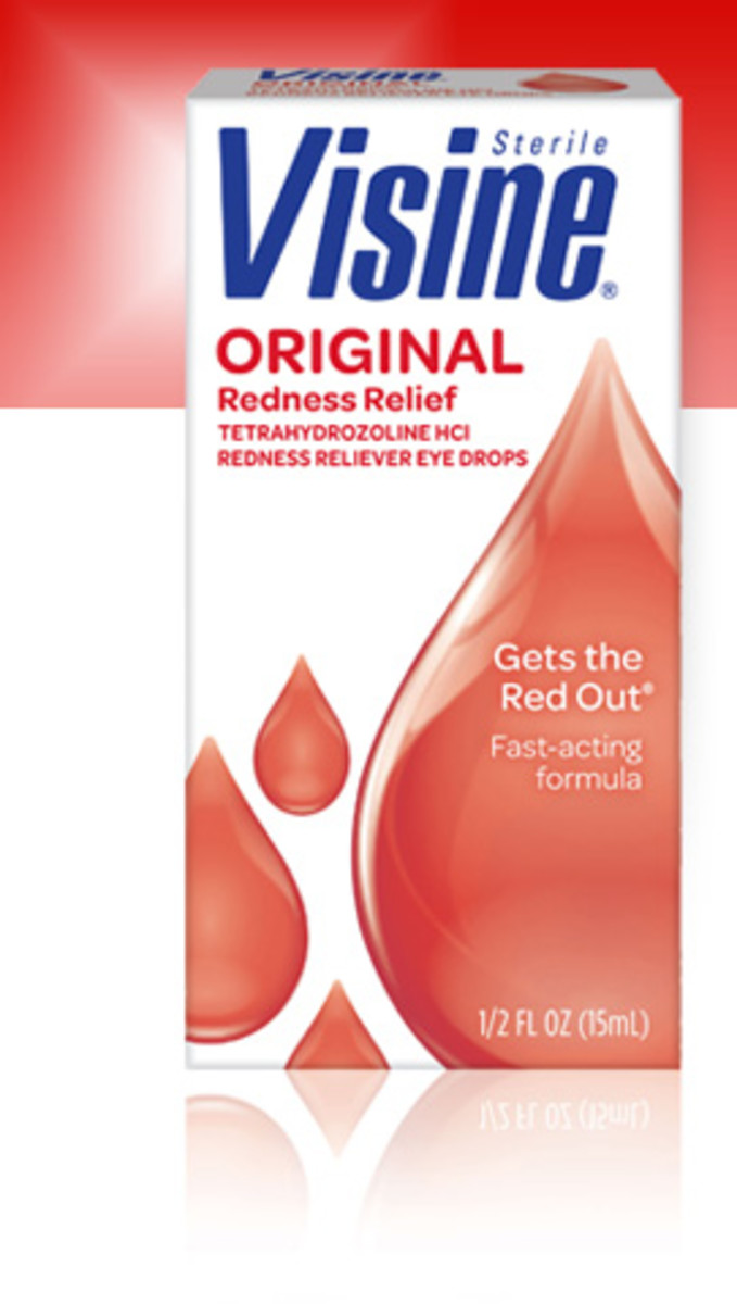 VISINE® Original Redness Relief