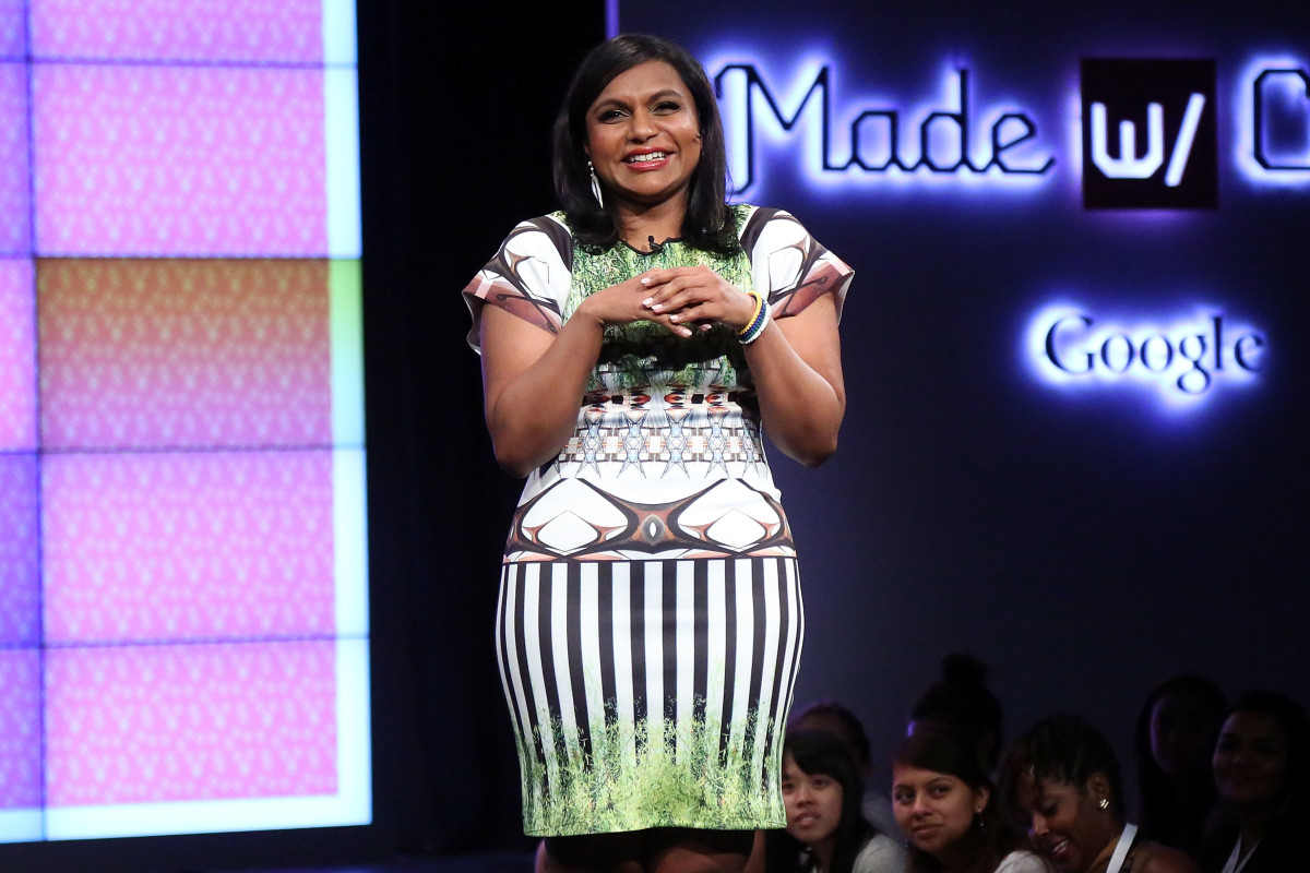 """Google's Made With Code"" Launch Event To Inspire Girls To Code Hosted By Mindy Kaling And Featuring Chelsea Clinton"