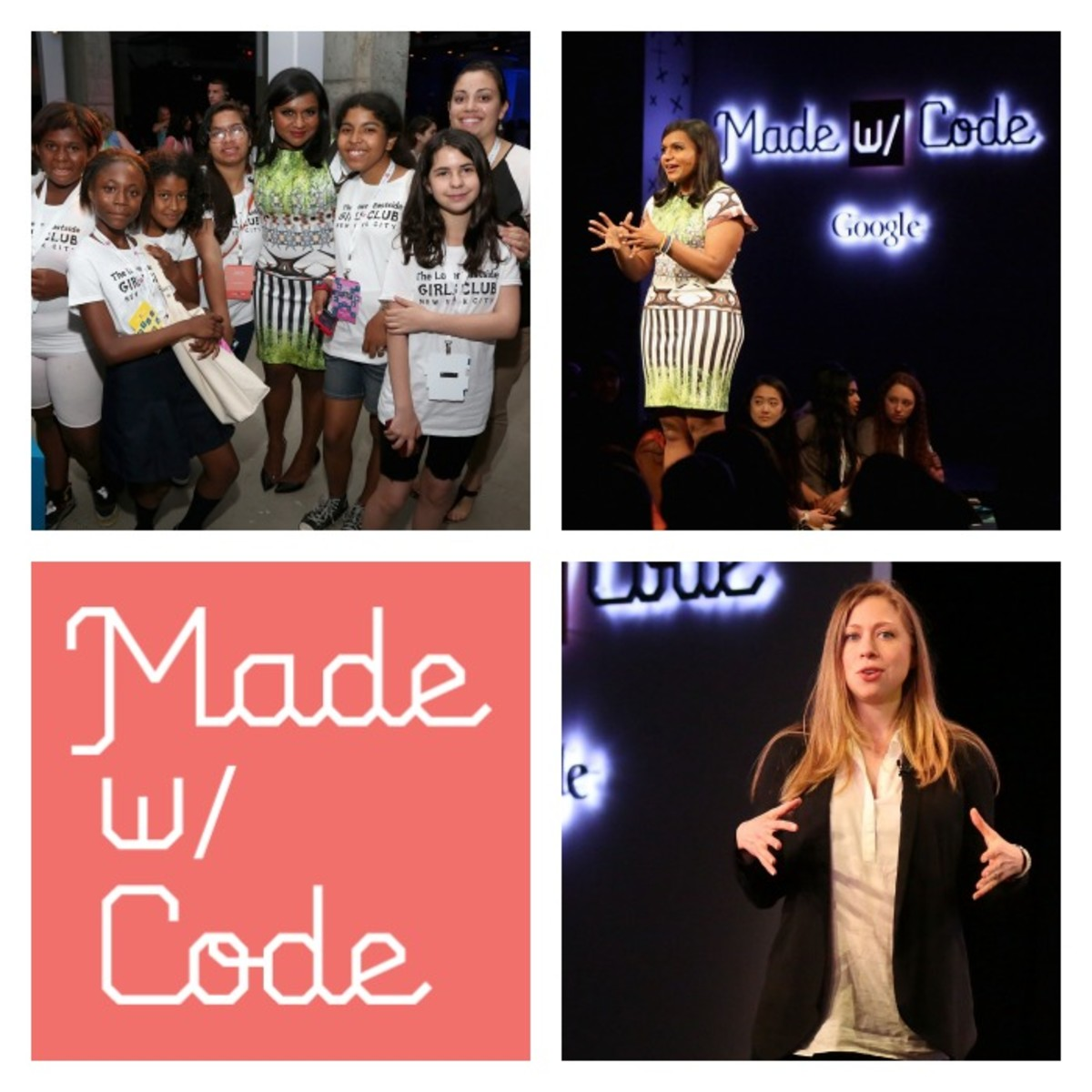 Google Launches Made with Code