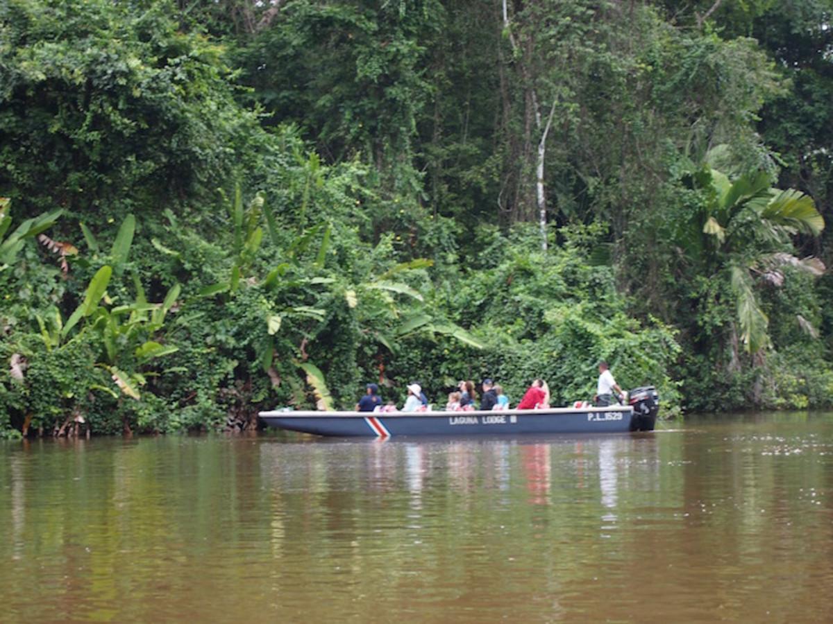 jungle cruise costa rica