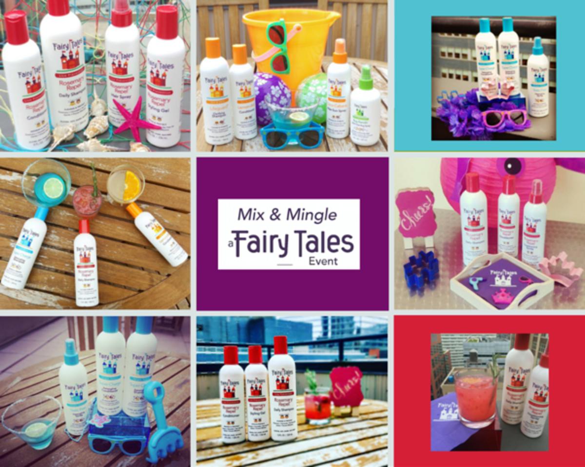 FairyTales Mix Instagram contest