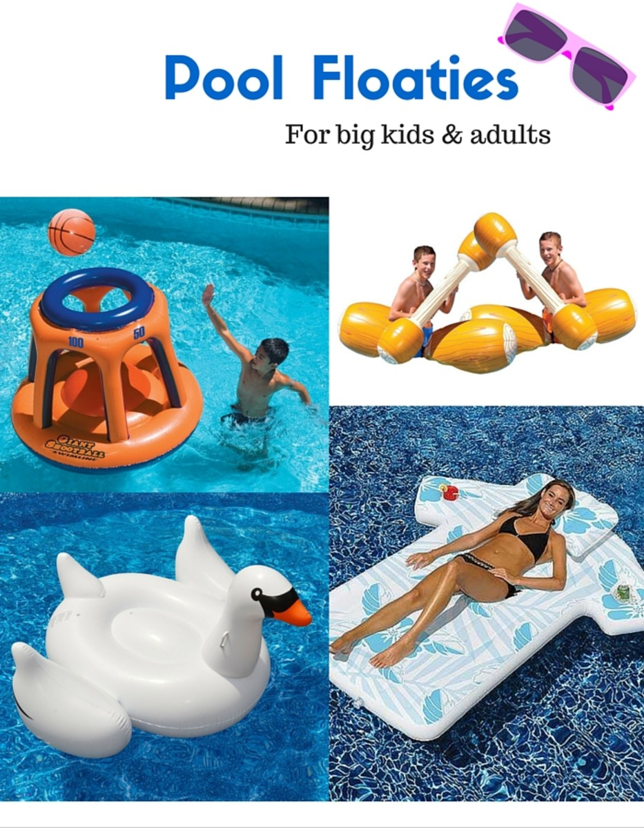 Poo Floaties for Kids and Adults