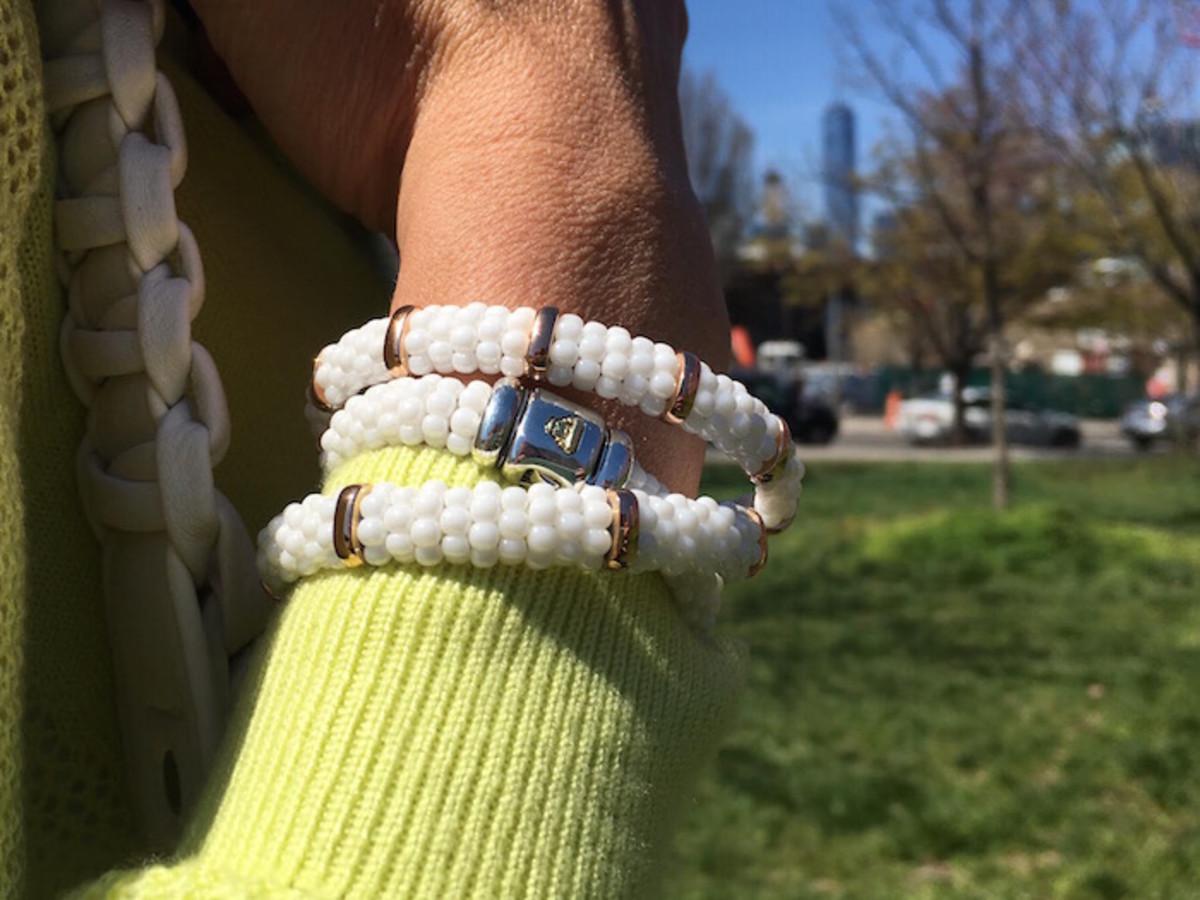 rose gold bracelets