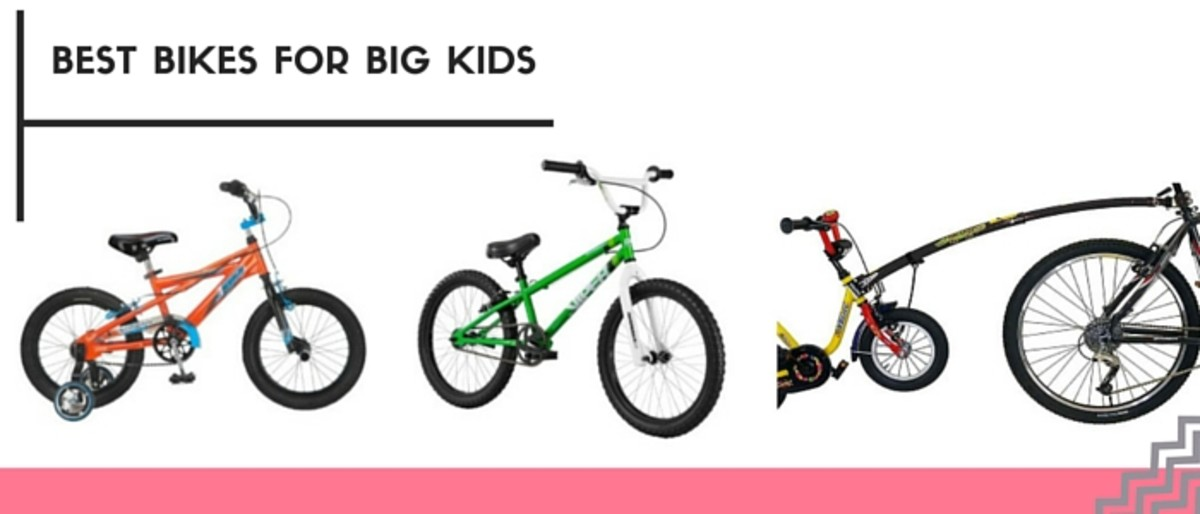 Best Bikes for Big Kids
