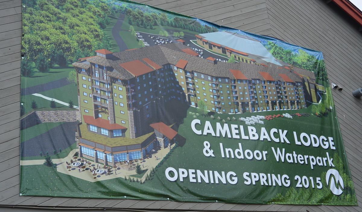 CamelBack Indoor Water park