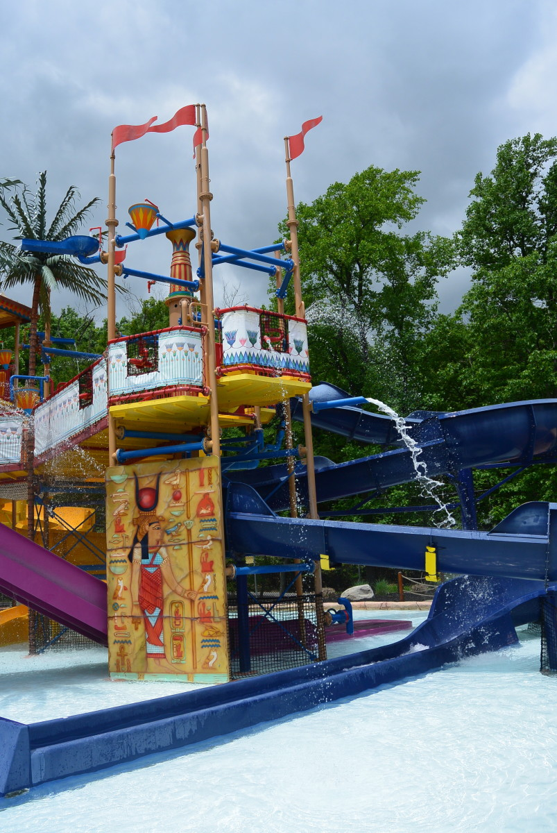 Travel Adventures To Camelbeach Mountain Waterpark And Cbk