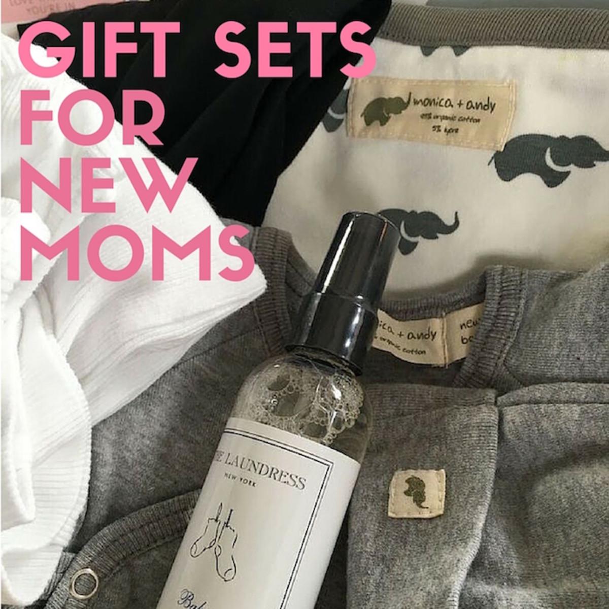 GIFT SETS FOR NEW MOMS