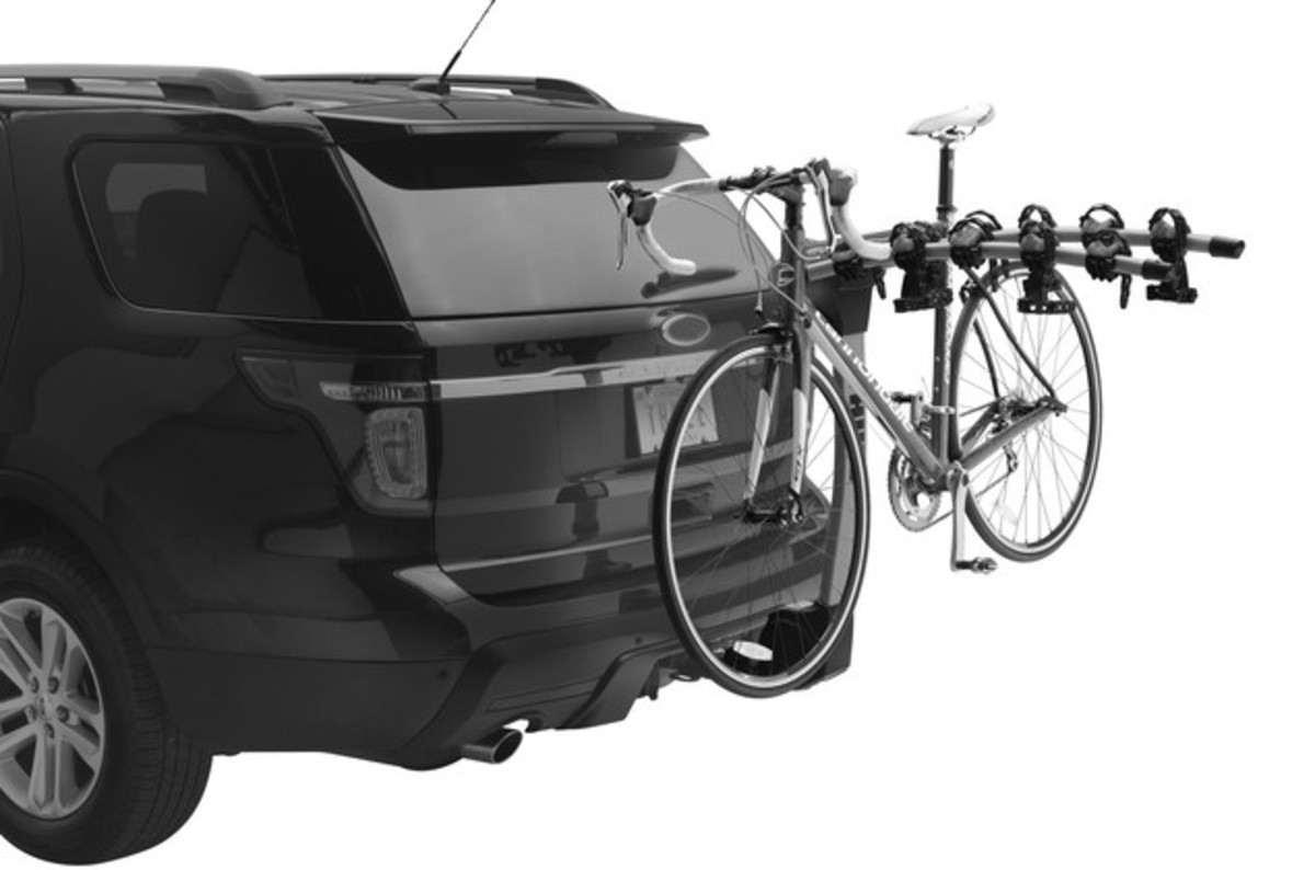 Thule Apex 5 bike carrier