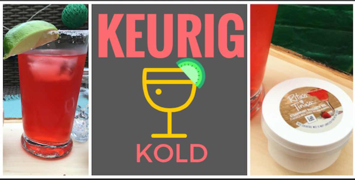 keurig kold recipe