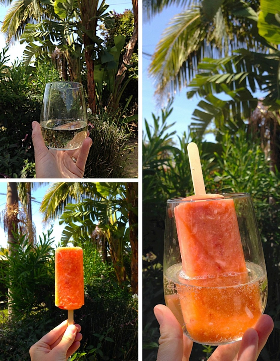 How to Make a Popsicle Cocktail