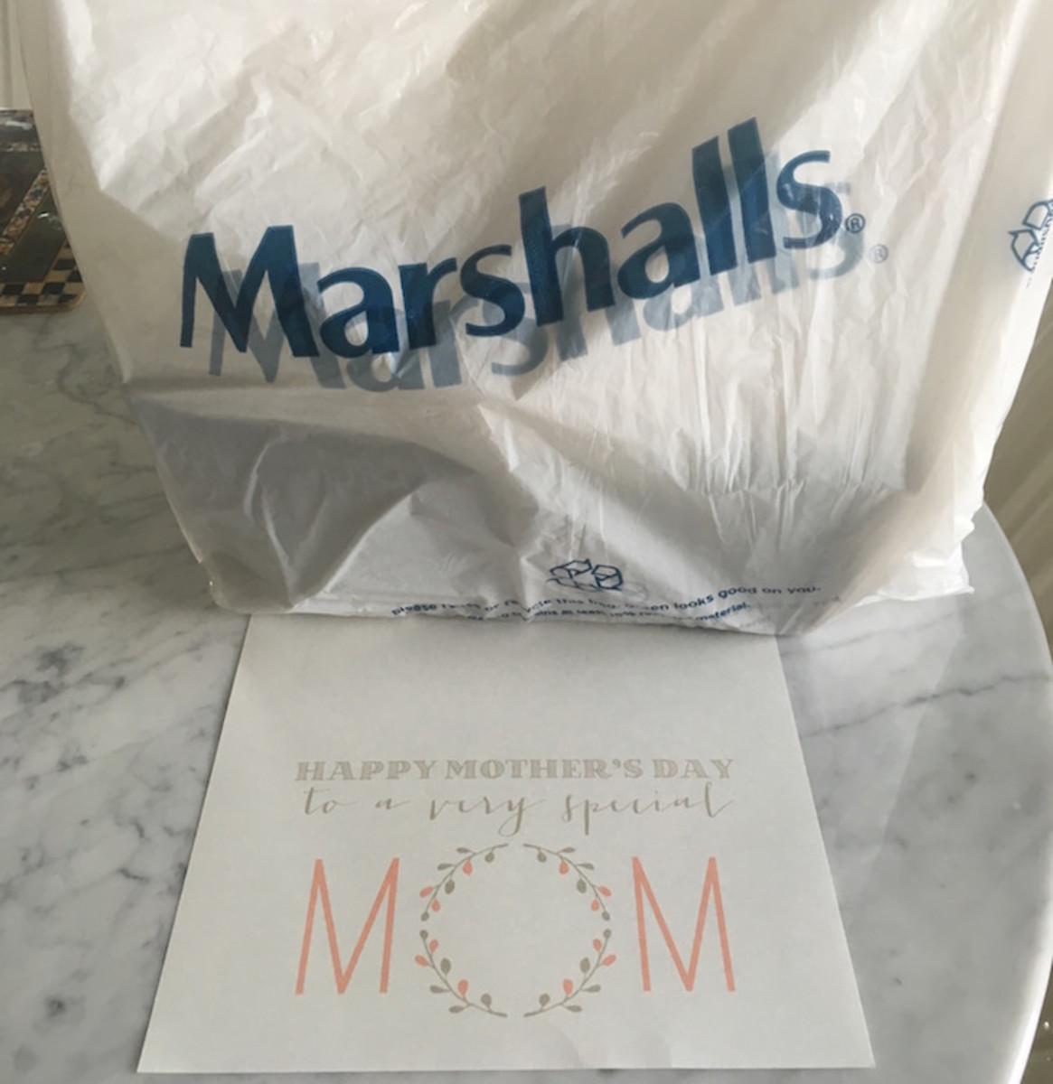 Marshalls Shopping Haul