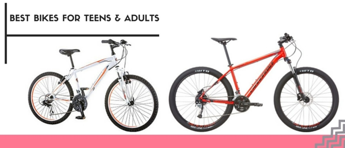 Best Bikes for Teens and Adults