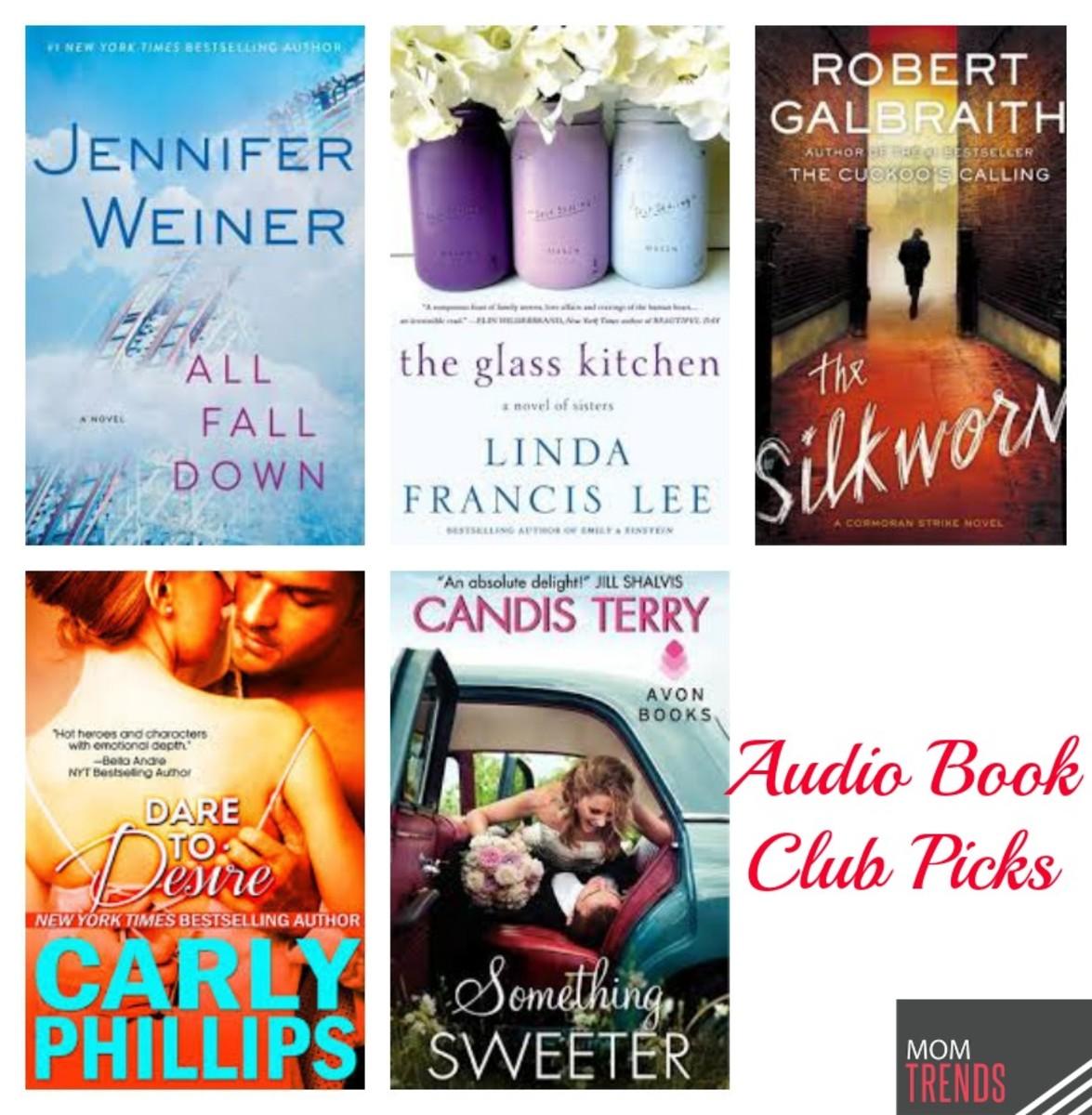 Audio Book Club Picks