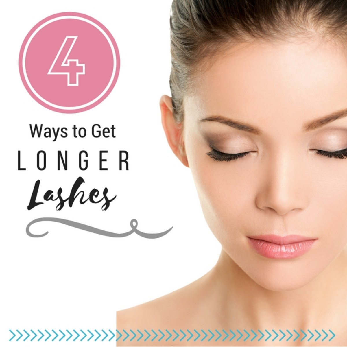 4 Ways to Get Longer Lashes