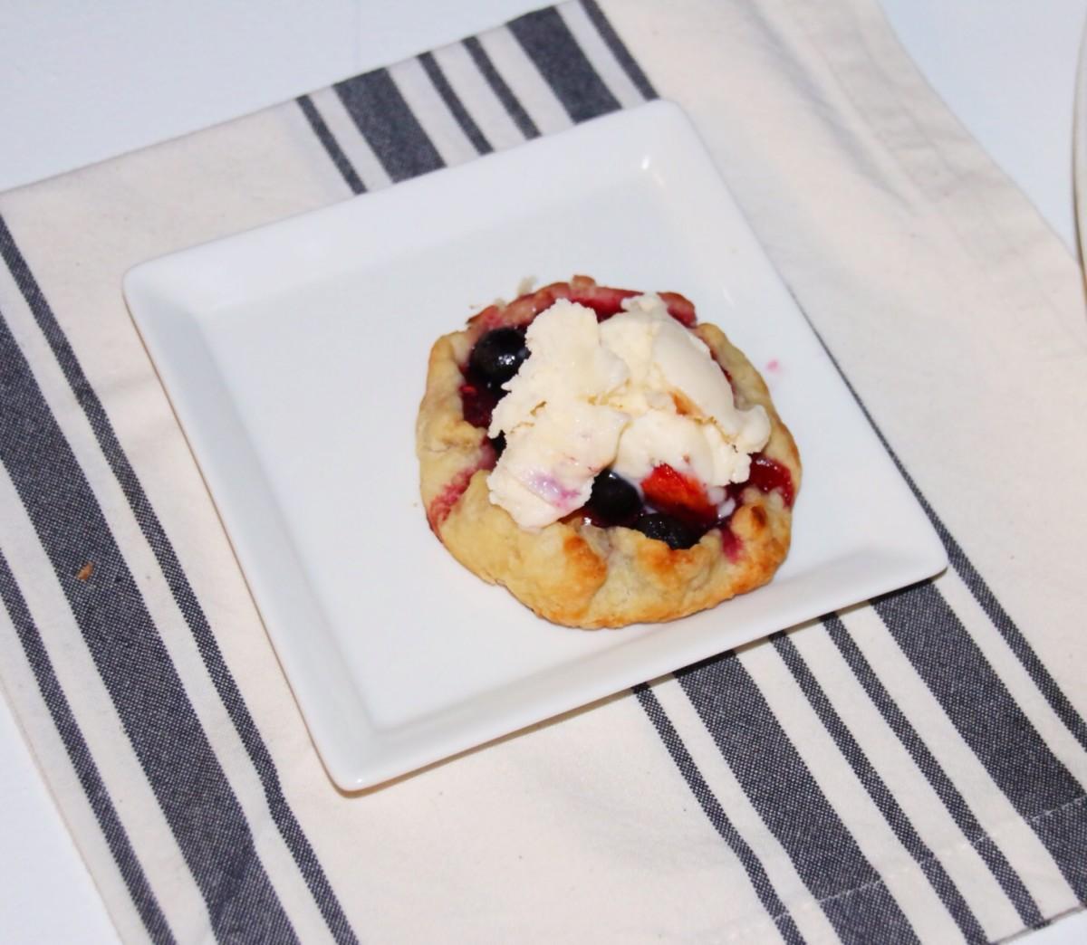 Lillet  dessert